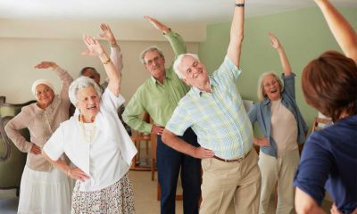 5 Activities For Seniors To Keep Them Feeling Young Image