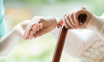 Dementia and Elderly Falls Image
