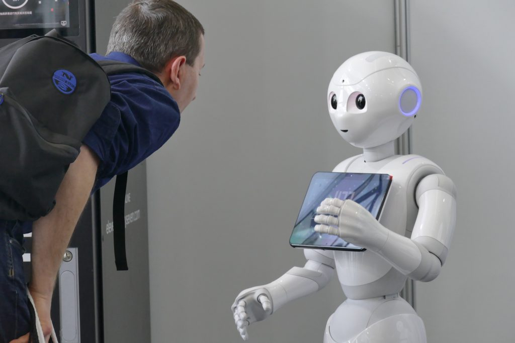 what are elder care robots?