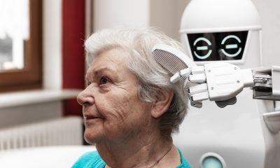 Easing Caregiving Stress: A Guide to Buying an Elder Care Robot Image