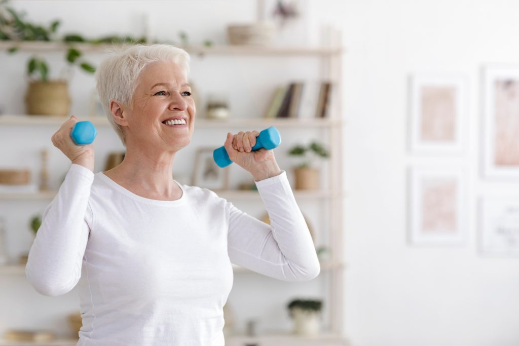 elderly exercise
